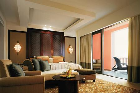 suite at shangri la barr al jissah resort oman