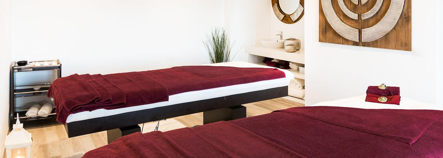 Feel Spa by Longevity - Treatment Room at longevity vilamoura and medical spa algarve