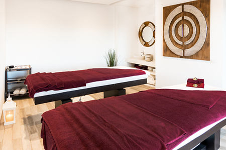 Feel Spa by Longevity - Treatment Room at longevity vilamoura and medical spa algarve