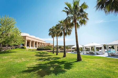 17 Cape Sounio Luxury Resort in Athens at Cape Sounio