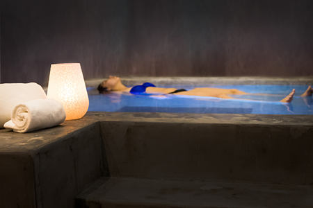 Floatation spa at longevity vilamoura and medical spa algarve