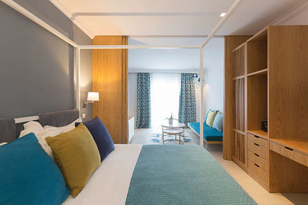 2 Bedroom Suite at Eagles Palace hotel