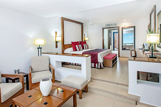 romance junior suite at melia buenavista hotel cuba