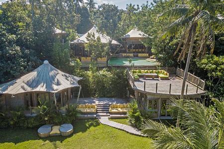 3 Bedroom Beach Pool Reserve at soneva kiri resort thailand