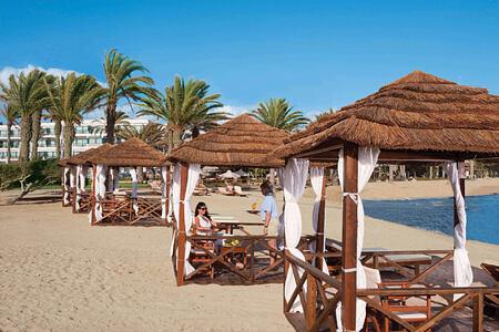 beach campanas at asimina suites hotel cyprus