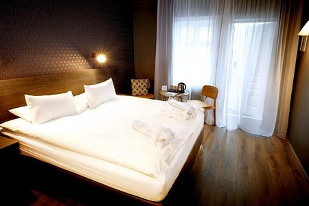 double room at alda hotel iceland