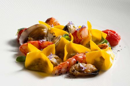Vital Gourmet Fagottelli at Lefay Resort and Spa Italy