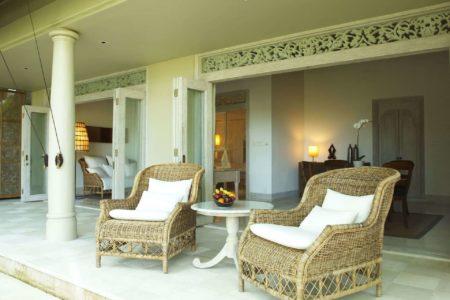 Shambhala Suite at Uma Ubud resort bali