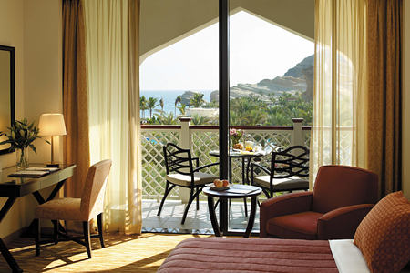 suite balcony at shangri la barr al jissah resort oman