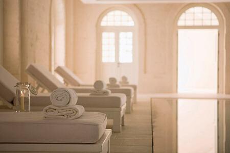 spa at Borgo Egnazia hotel