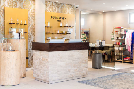 Pure Seven Spa at 7 Pines Resort