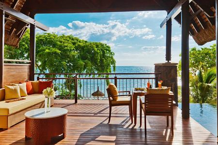 terrace view at angsana balaclava hotel mauritius