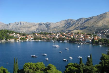 bay at hotel supetar cavtat croatia