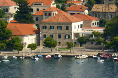 exterior at hotel supetar cavtat croatia