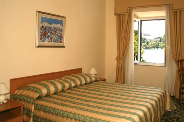 double room at hotel supetar cavtat croatia