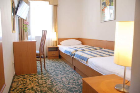 classic room at hotel supetar cavtat croatia