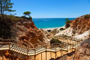 Access to the Beach at Epic Sana Portugal
