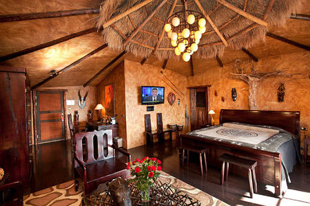 Africa Master suite at Hotel Ranga