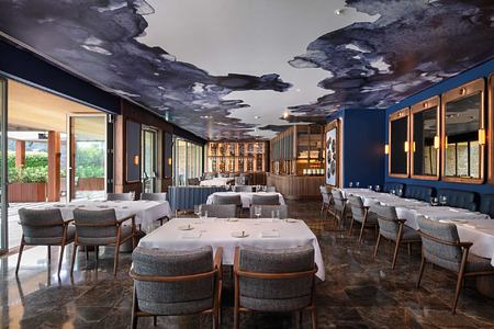 Al Quimia Fine Dining Restaurant at Epic Sana Portugal