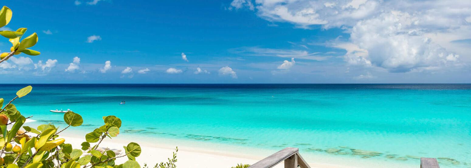 Amanyara Villa at amanyara hotel Turks & Caicos