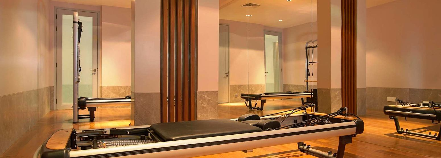 pilates at amatara wellness resort thailand