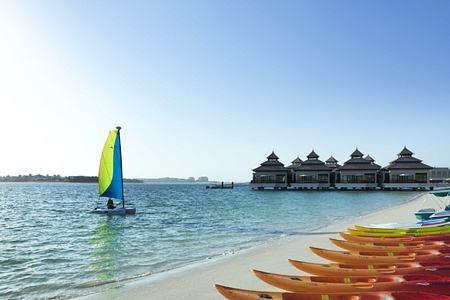 Anantara The Palm Dubai Resort - Beach