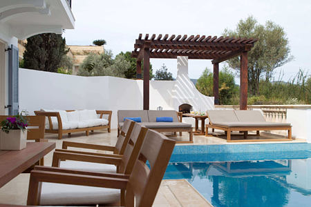 two bedroom residence with pool at anassa hotel cyrpus