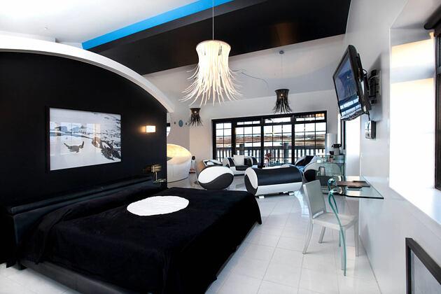 Antarctica Master suite at Hotel Ranga