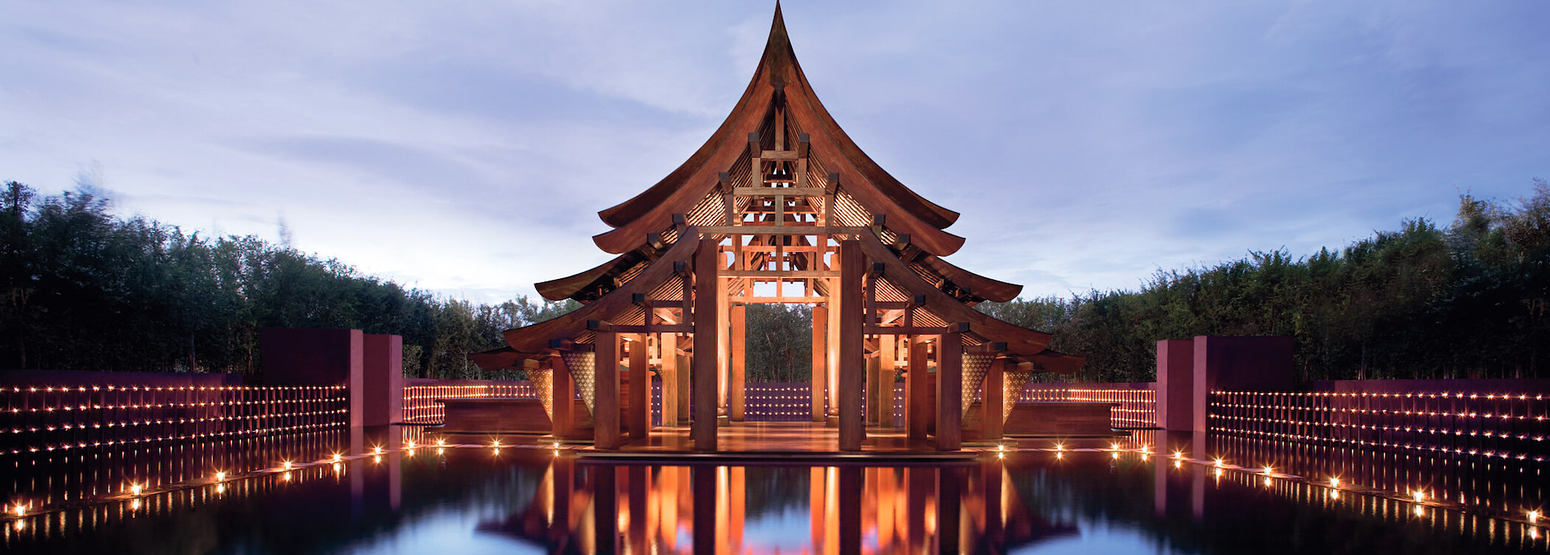pavilion at phulay bay krabi resort thailand