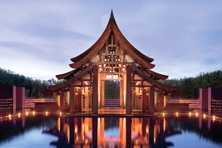 pavilion at phulay bay krabi resort thailand