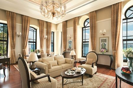 suite at four seasons bosphorus hotel turkey