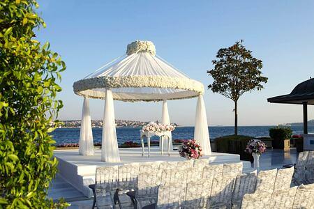 weddings at four seasons bosphorus hotel turkey