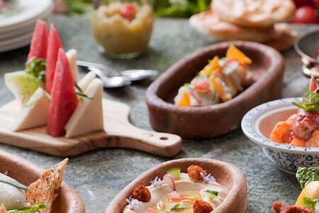 food at four seasons bosphorus hotel turkey
