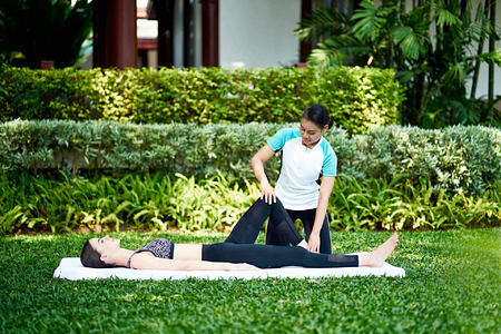 Body Awakening at chiva som resort thailand