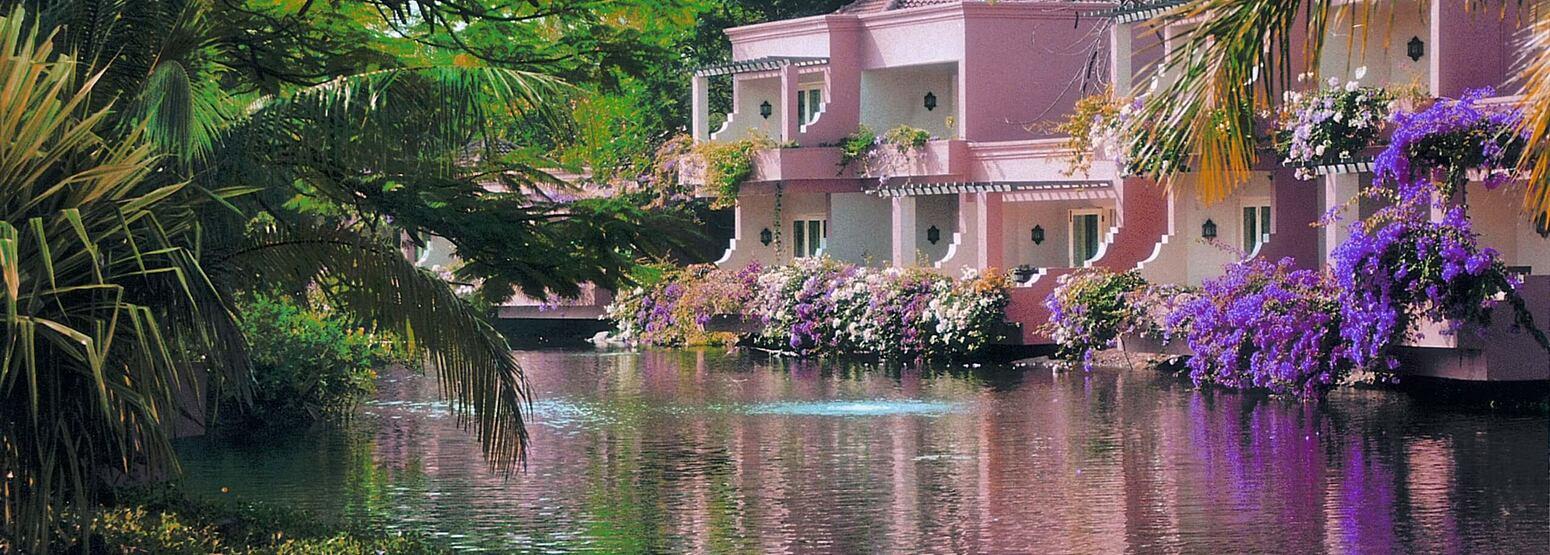 Bougain Villa at The Leela Goa Resort
