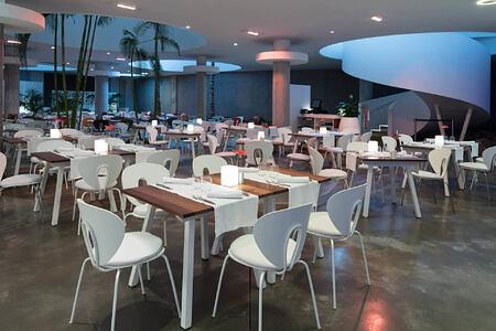 Buffet at baobab suites tenerife