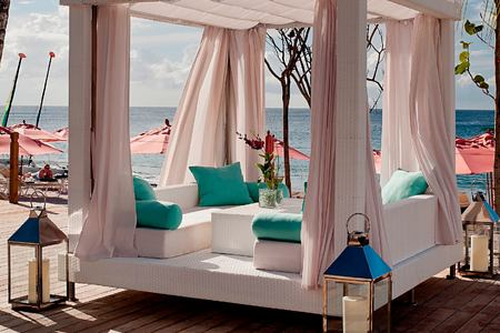 Cabana at the body holiday resort st lucia