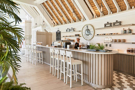 cafe lux at lux grand gaube resort mauritius