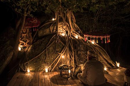 Cham blessing ceremony - The Sacred Cham experience at amanoi luxury resort vietnam