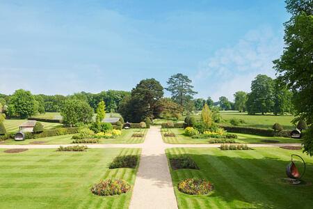 garden at champneys tring hotel uk