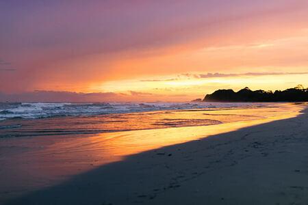 beach at harmony hotel costa rica