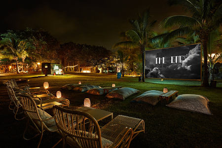 cinema paradiso at lux grand gaube resort mauritius