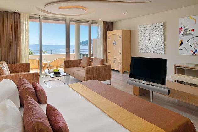 Cloud 9 Suite at aguas de ibiza hotel