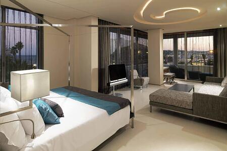 Coner Suite at aguas de ibiza hotel