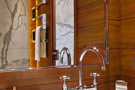 yachts master bathroom at d-hotel turkey