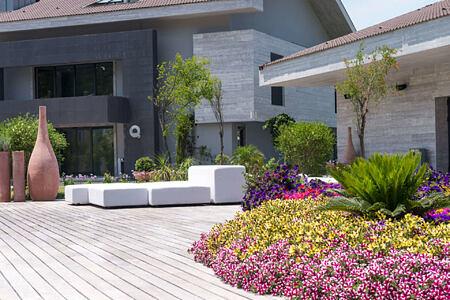 garden at d-resort turkey