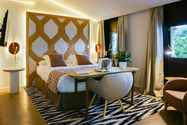 room at hospes maricel and spa mallorca