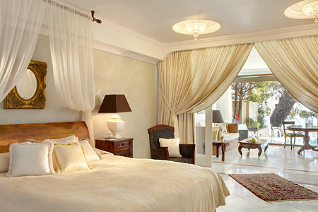 Executive Pool Suite with direct sea view at Danai Beach Resort