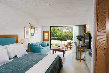 family room garden view 2 bedroom at elounda bay palace hotel greece