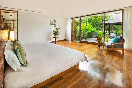 garden residence at The Sarojin Resort, Thailand